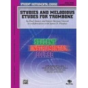 Student Instrumental Course Studies And Melodious Etudes For Trombone - Level III