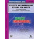 Student Instrumental Course Studies And Melodious Etudes For Flute - Level III