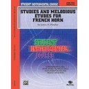 Student Instrumental Course Studies And Melodious Etudes For French Horn - Level II