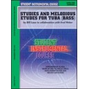 Student Instrumental Course Studies And Melodious Etudes For Tuba - Level I