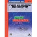 Student Instrumental Course Studies And Melodious Etudes For Tuba - Level II