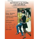 Sondheim, Stephen - Sunday In The Park With George (vocal Score) - Piano/Vocal