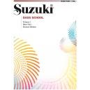 Suzuki Bass School Volume 1