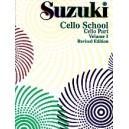 Suzuki Cello School - Volume One