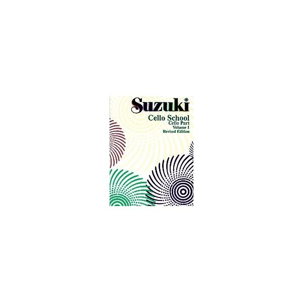 Suzuki - Suzuki Cello School - Cello Part