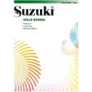 Suzuki Cello School Volume Three