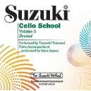 Tsutsumi, Tsuyoshi - Suzuki Cello School CD Vol 5
