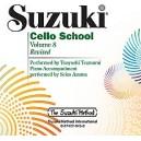 Tsutsumi, Tsuyoshi - Suzuki Cello School CD Vol 8