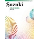Suzuki - Suzuki Cello School - Cello Part (includes Piano Acc.) Vol 9