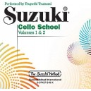 Tsutsumi, Tsuyoshi - Suzuki Cello School CD vol 1 & 2