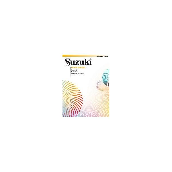 Suzuki - Suzuki Flute School - Piano Acc.