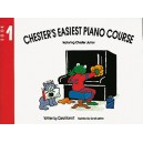 Chesters Easiest Piano Course Book 1 - Barratt, Carol (Author)