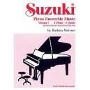 Meixner - Suzuki Piano Ensemble Music For Piano Duet - Second Piano Accompaniments