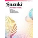 Suzuki - Suzuki Recorder School (alto Recorder) - Acc.