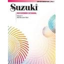 Suzuki - Suzuki Recorder School (alto Recorder) - Recorder Part