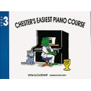 Chesters Easiest Piano Course Book 3 - Barratt, Carol (Author)