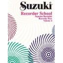 Suzuki - Suzuki Recorder School (soprano Recorder) - Recorder Part