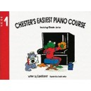 Chesters Easiest Piano Course Complete Set - Barratt, Carol (Author)