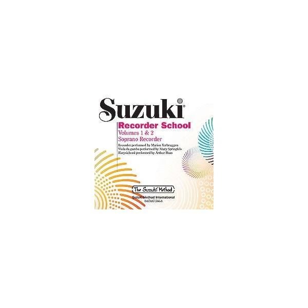 Suzuki - Suzuki Recorder School (soprano Recorder)