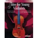 Barber, Barbara - Solos For Young Violinists Vol 3 - Selections from the Student Repertoire