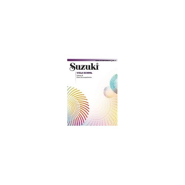 Suzuki - Suzuki Viola School - Piano Acc. (Contains Volumes 1 & 2)