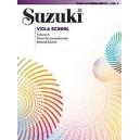 Suzuki - Suzuki Viola School - Piano Acc.