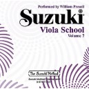 Preucil, William - Suzuki Viola School