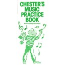 Chesters Music Practice Book - Barratt, Carol (Author)