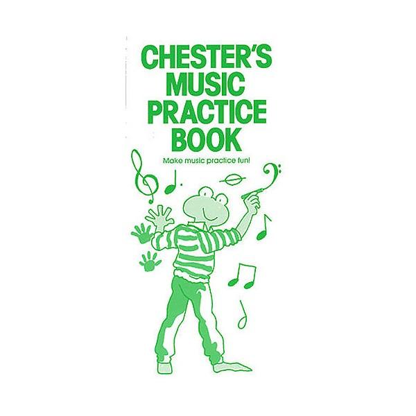 Chesters Music Practice Book - Barratt, Carol (Author)