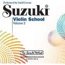 Cerone, David - Suzuki Violin School