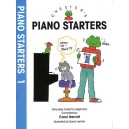 Chesters Piano Starters Volume One - Barratt, Carol (Artist)