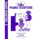 Barratt: Chesters Piano Starters Volume Three - Barratt, Carol (Artist)
