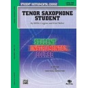 Student Instrumental Course Tenor Saxophone Student - Level I