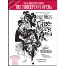 Weill, Kurt - The Threepenny Opera (vocal Selections) - Piano/Vocal/Chords