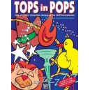 Tops In Pops - Old and New Favorites Arranged for Orff Instruments