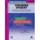 Student Instrumental Course Trombone Student - Level III