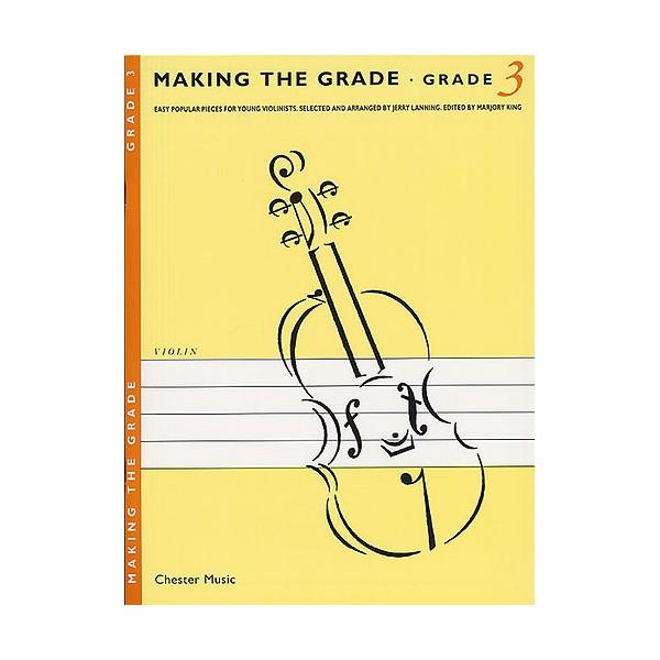 Making The Grade: Grade Three (Violin)
