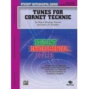 Student Instrumental Course Tunes For Cornet Technic - Level III