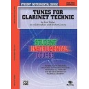 Student Instrumental Course Tunes For Clarinet Technic - Level II