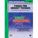 Student Instrumental Course Tunes For Cornet Technic - Level I