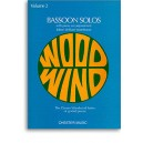 Bassoon Solos Volume 2 - Waterhouse, William (Editor)