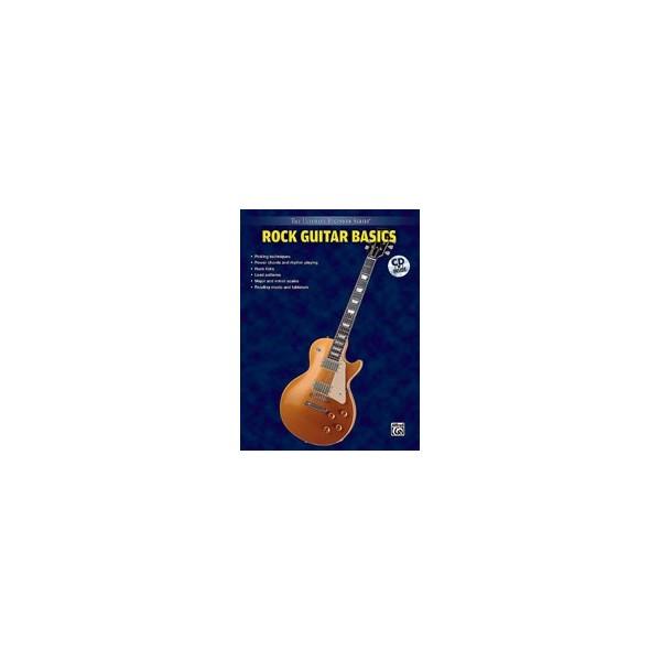 Ultimate Beginner Rock Guitar Basics - Steps One & Two
