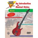 Ultimate Beginner Xpress An Introduction To Musical Styles For Bass