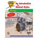 Ultimate Beginner Xpress An Introduction To Musical Styles For Drums
