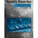 Dowd, Charles - Velocity Warm-ups For Jazz Vibraphone