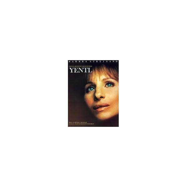 Legrand, Michel - Yentl -- Original Motion Picture Soundtrack - Piano/Vocal/Chords