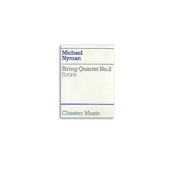 Nyman, Michael -String Quartet No. 2 (Score)