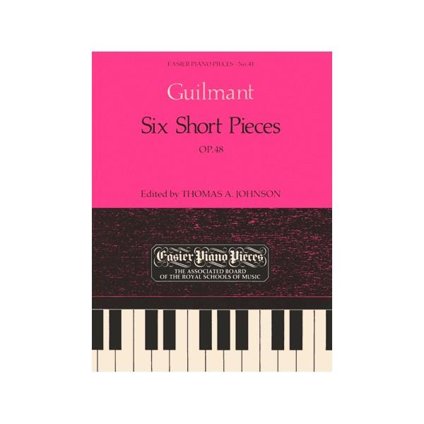 Six Short Pieces  Op.48