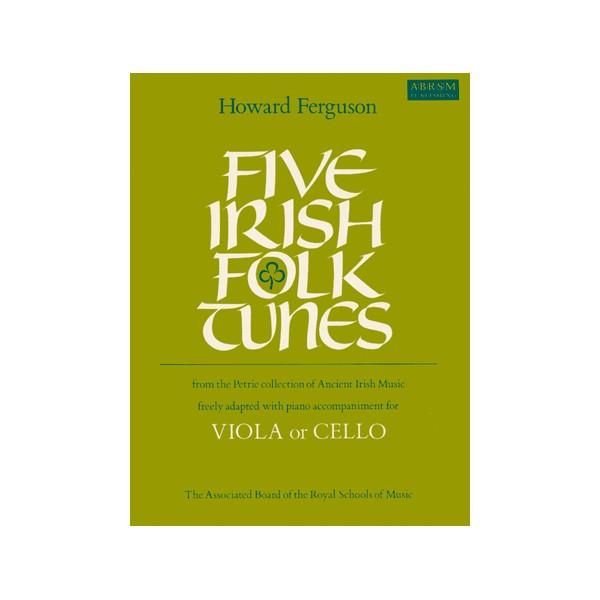 Five Irish Folk Tunes