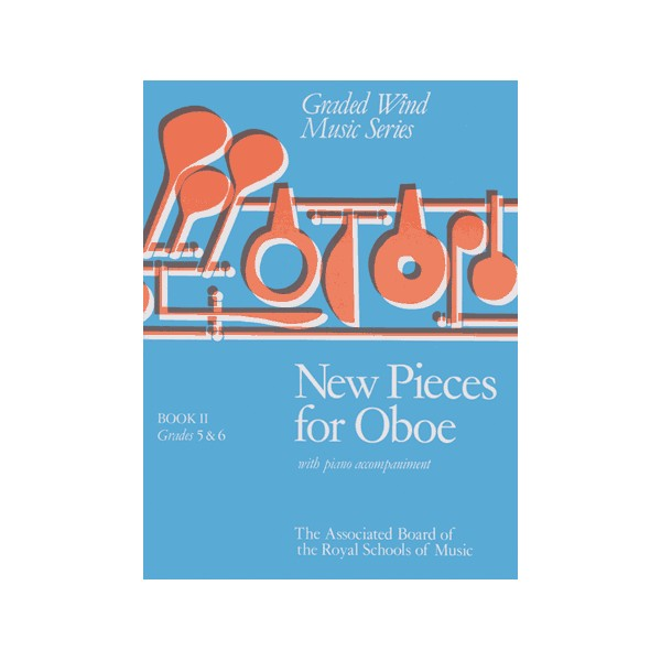 New Pieces for Oboe  Book II